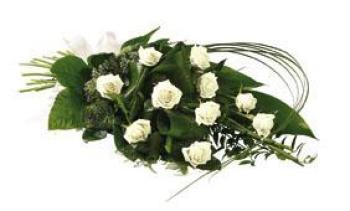 Cream Classic Rose Sheaf