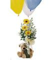 The FTD� Welcome� Bear Bouquet