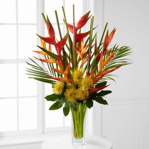 Striking Luxury Tropical Bouquet