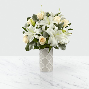 The FTD® Pure Opulence™ Luxury Bouquet