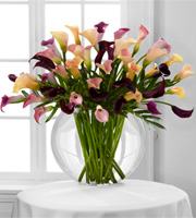 Flawless Luxury Calla Lily Bouquet