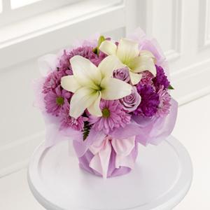 The FTD® Pure Enchantment™ Bouquet