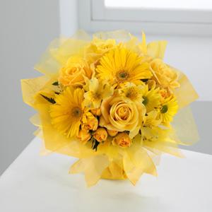 The FTD® Sun & Stars™ Bouquet