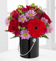 The FTD® Color Your Night With Intrigue™ Bouquet