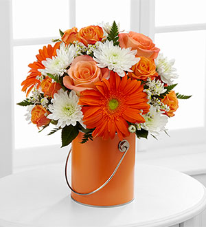 The FTD® Color Your Day With Laughter™ Bouquet