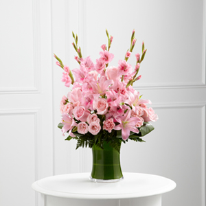 The FTD® Lovely Tribute™ Bouquet