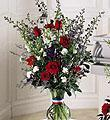 The FTD® Salute to a Patriot ™ Bouquet