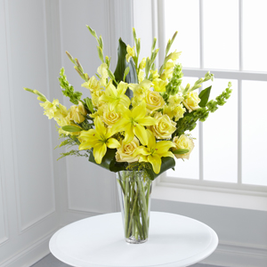 The FTD® Glowing Ray™ Bouquet