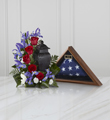 The FTD� Patriotic Tribute� Arrangement