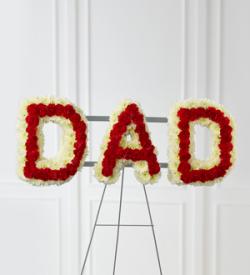 The FTD® Remembering Dad™ Arrangement