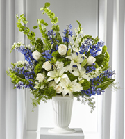 The FTD® Heartfelt Hope™ Arrangement