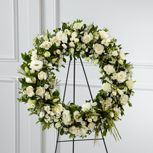 The FTD� Splendor� Wreath