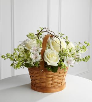 Peaceful Gardens Basket