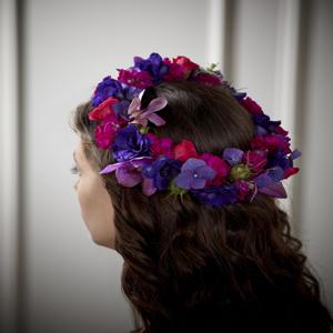 The FTD® Butterfly Kisses™ Hair Décor