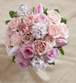 The FTD� Dawn Rose� Bouquet