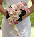 The FTD� Pink Cascade� Bouquet