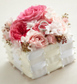 The FTD� Flower Jeweled� Ring Box
