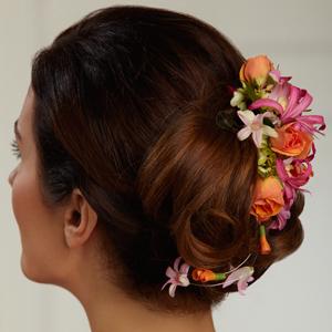 The FTD® Flowers-N-Frills™ Hair Décor