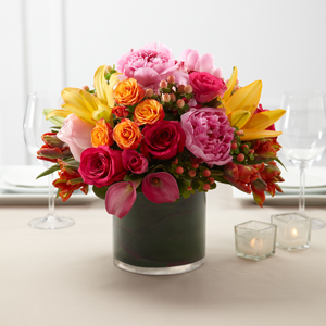 The FTD® Color Mix™ Arrangement