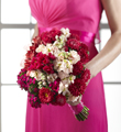 The FTD® Pink Effervescence™ Bouquet