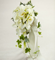 The FTD® White Chapel™ Bouquet