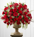 The FTD� Love & Honor� Altar Arrangement