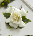 The FTD® Gardenia Boutonniere