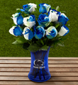 The FTD® Penn State® Nittany Lions® Rose Bouquet - 12 Stems
