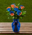 The FTD® University of Florida® Gators® Rose Bouquet - 6 Stems