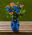 The FTD� Auburn University� Tigers� Rose Bouquet - 6 Stems