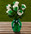 The FTD� Michigan State University Spartans� Rose Bouquet - 6 Stems