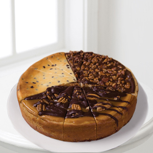 Eli\'s Cheesecake Chocolate Lover\'s Samples 9 inch