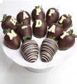 Belgian Chocolate Dipped Mother's Day Berrygram