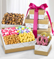 Spring's the Thing Gourmet Gift Tower