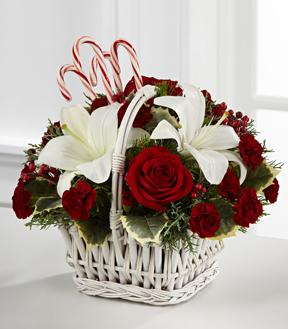 The FTD® Holiday Treasures™ Bouquet