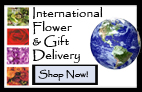 Order and send flowers and gifts overseas and worldwide with international flower delivery by Sunnyslope Floral