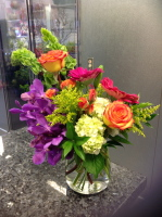 Mix Vibrant Bouquet