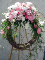 Grapevine Wreath 9BGW