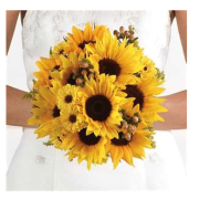 AWESOME SUNFLOWER BOUQUET