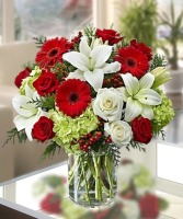 Holiday Grandeur Bouquet