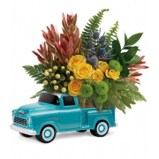 Timeless Chevy Pickup by Teleflora