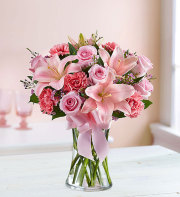 Expressions of Pink Bouquet