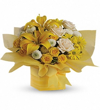 Teleflora\'s Sunshine Surprise Present