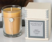 Grey Vetiver Votivo Candle