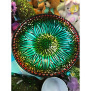 Sunburst Bird bath