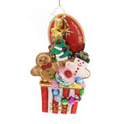 Christopher Radko Christmas Cookie Comfort Ornament