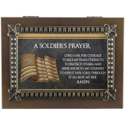 A Soldier's Prayer Music Box