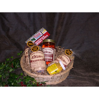 Snack & Treat Basket