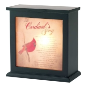 Cardinal Song Nitelight Box