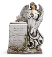 MEMORIAL ANGEL KEEPSAKE BOX